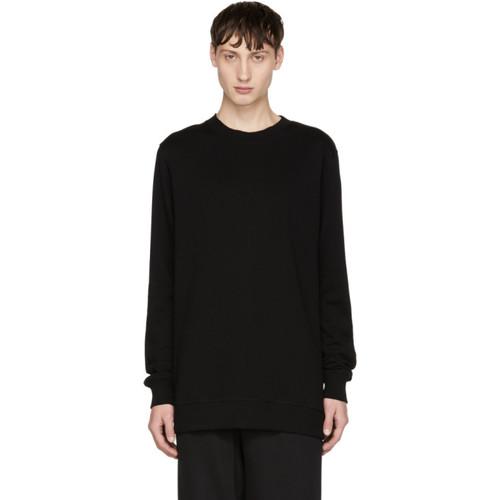 Black 'Phobia' Wito Sweatshirt