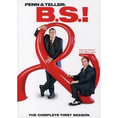 Penn and Teller-B.S.!-1st Season