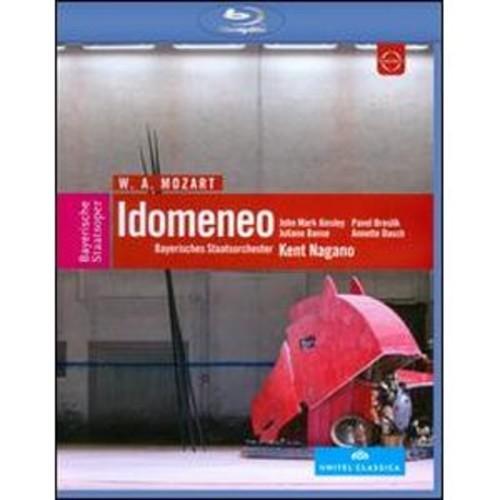 Idomeneo [Blu-ray] WSE 2/DHMA