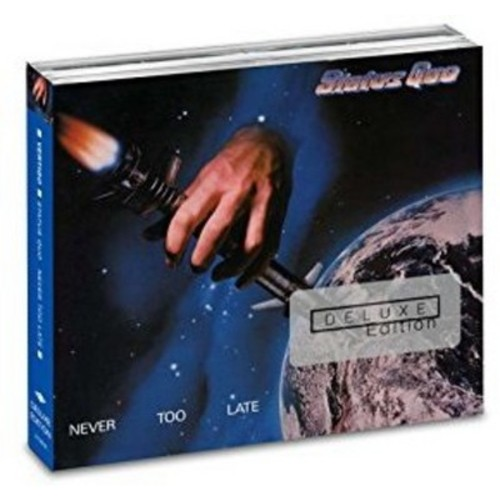 Status Quo - Never Too Late (CD)