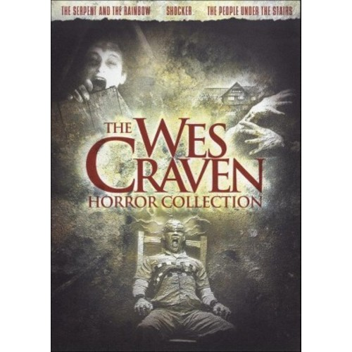 The Wes Craven Horror Collection [2 Discs] [$5 Halloween Candy Cash Offer]