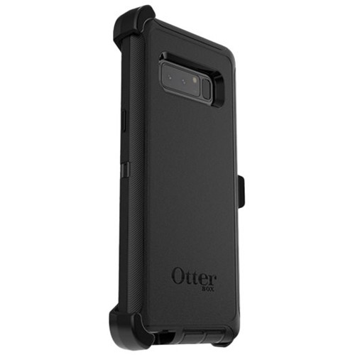 OtterBox - Defender Series Modular Case for Samsung Galaxy Note8 - Black