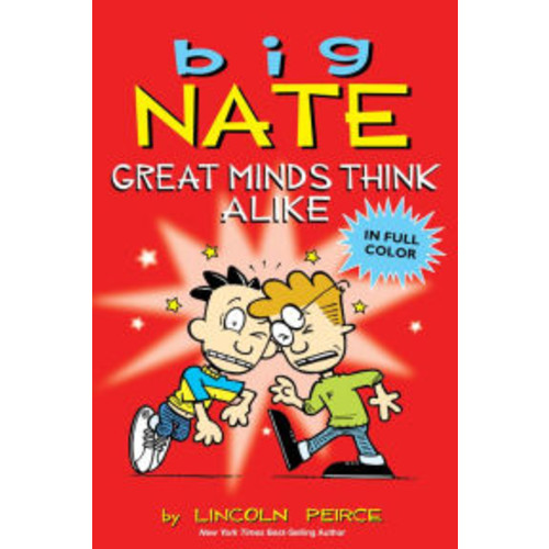 Big Nate: Great Minds Think Alike (PagePerfect NOOK Book)