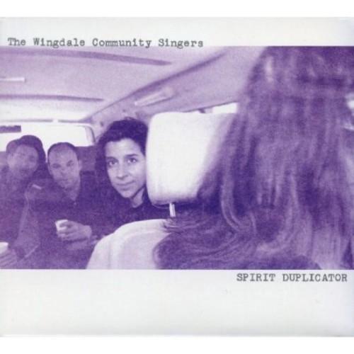 Spirit Duplicator [CD]