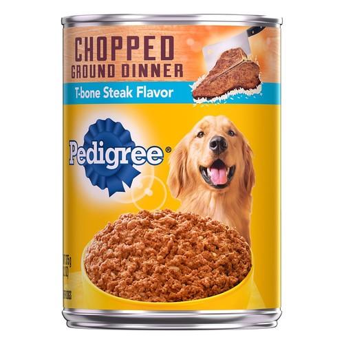 PEDIGREE Adult Dog Food - T-Bone Steak