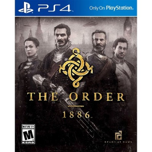 The Order: 1886 PRE-OWNED PlayStation 4