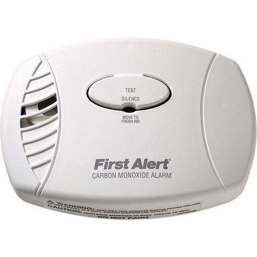 First Alert Carbon Monoxide Alarm  3-Pk., Plug-In,