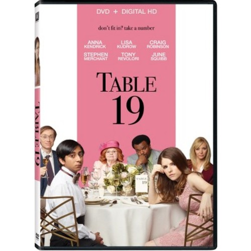 20th Century Fox Table 19 [DVD]