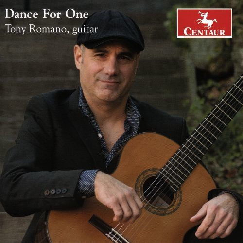 Dance for One [Tony Romano] [CD]