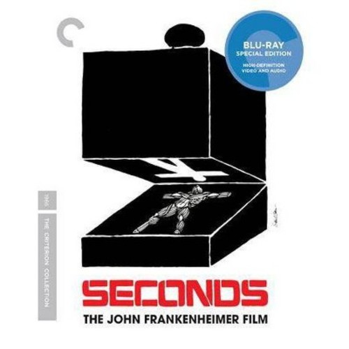 Seconds (Blu-ray)