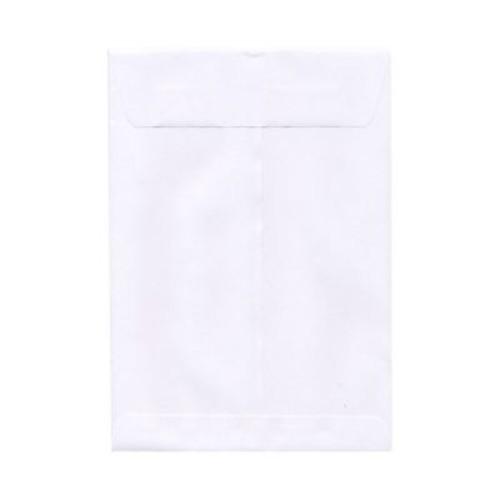 JAM Paper 10 x 15 Open End Envelopes, White, 25/pack (1623200)