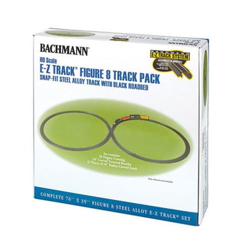 Bachmann Trains E-Z Track Figure 8 Track Pk Ho Scale