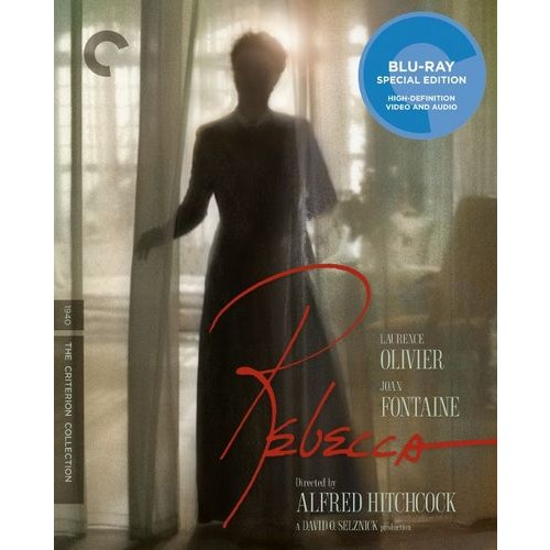 Rebecca [Criterion Collection] [Blu-ray] [2 Discs] [1940]