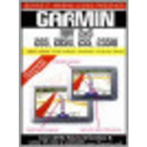 Garmin Nuvi 2x5 Series: 205, 205W, 255, 255W - Getting the Most From Your GPS (DVD) 2008