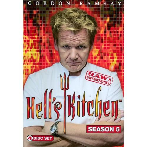 Hell's Kitchen: Season 5 [4 Discs] [DVD]