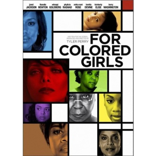 For Colored Girls (dvd_video)