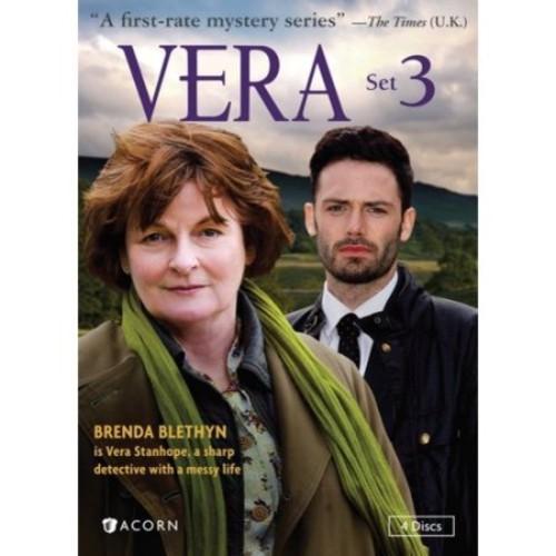 RLJ ENTERTAINMENT Vera, Set 3