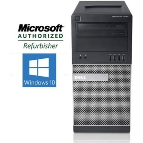 Refurbished Dell OptiPlex 7010 Tower Intel Core i5 3.2Ghz 12GB RAM 1TB Hard Drive Windows 10 Pro