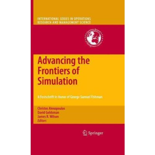 Advancing the Frontiers of Simulation