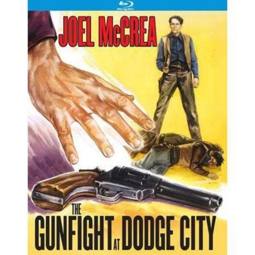 The Gunfight at Dodge City [Blu-ray] [1959]