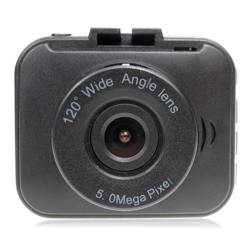 Papago GoSafe Indoor Wide Angle 228 Full HD 1080p Dashboard Camera with 8GB MicroSD Card