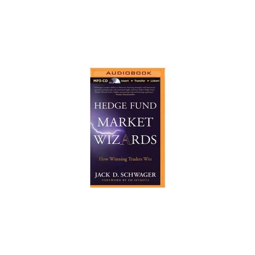 Hedge Fund Market Wizards MP3 UNA