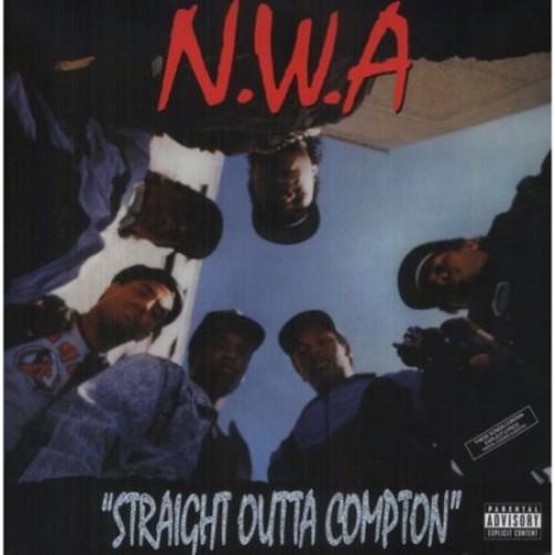 Straight Outta Compton [LP] - VINYL