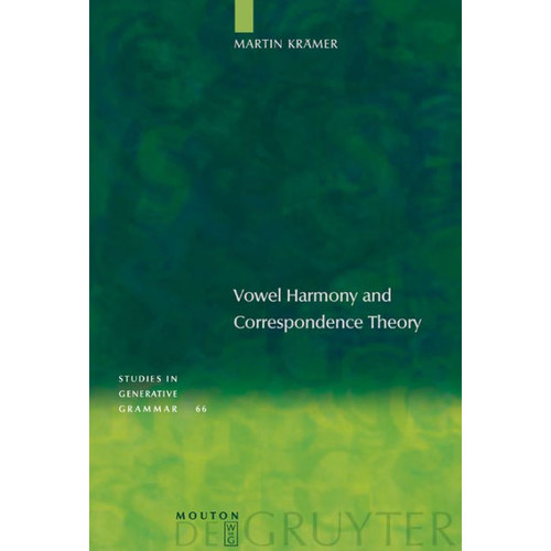 Vowel Harmony and Correspondence Theory