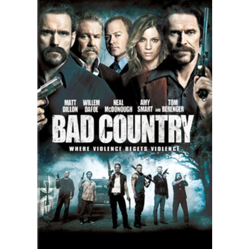 SONY PICTURES HOME ENTER Bad Country