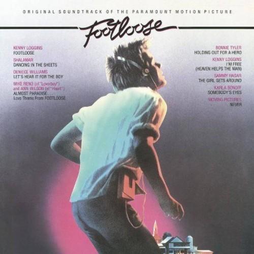 Footloose [Original Motion Picture Soundtrack] [LP] - VINYL