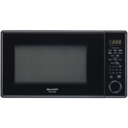 Sharp Carousel 1.3 Cu. Ft. 1000 W Countertop Microwave Ovens