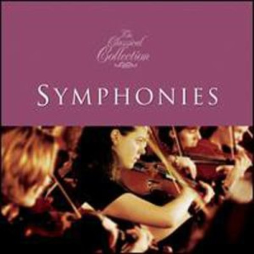 Classical Collections: Symphonies (Audio CD)