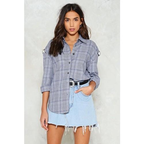 All Work Button-Up Shirt