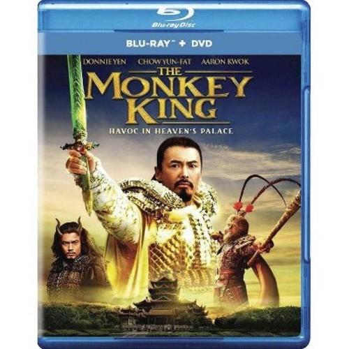 Monkey King:Havoc In Heaven's Palace (Blu-ray)