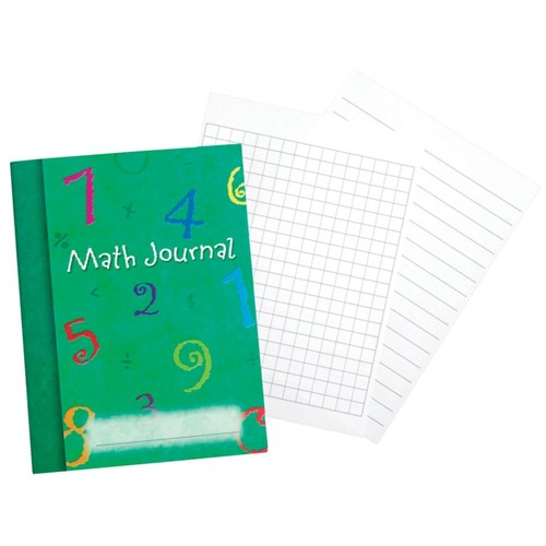 Learning Resources Math Journals, 7