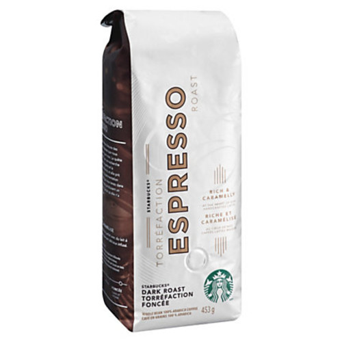 Starbucks Whole Bean Coffee, Espresso, 16 Oz