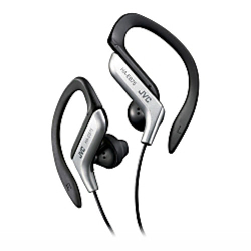 JVC Ear-Clip Headphones for Light Sports With Bass Enhancement