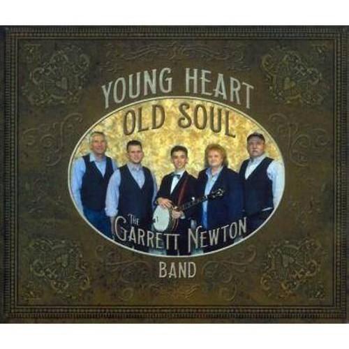 Garrett Newton - Young Heart Old Soul (CD)