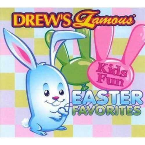 Hit Crew - Drew's Famous Kids Fun Easter Favorit (CD)