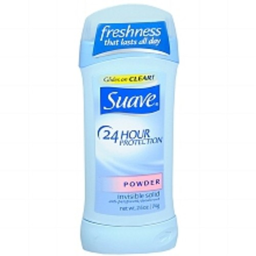 Suave Antiperspirant Deodorant Powder