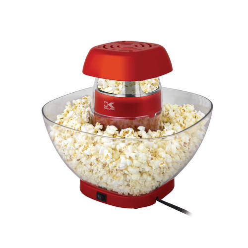 Kalorik Volcano Popcorn Maker - Red