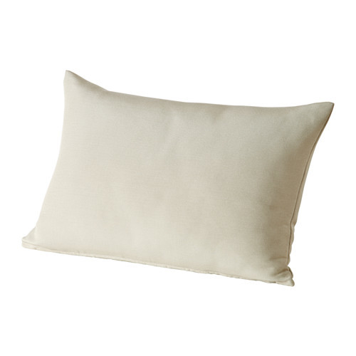 HLL Back cushion, outdoor, black