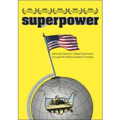 Superpower [DVD] [2010]