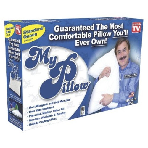 As Seen On TV My Pillow - White