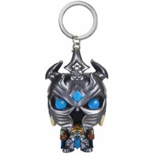Funko Pocket Pop Keychain: World Of Warcraft - Arthas