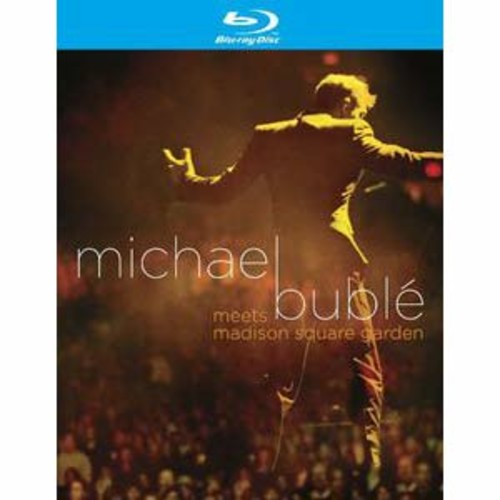 Michael Buble: Meets Madison Square Garden [Blu-ray] WSE 2/DTS