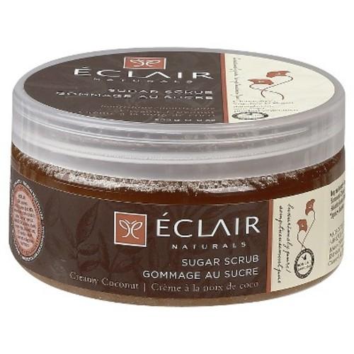 Eclair Naturals Sugar Scrub Creamy Coconut 9 oz