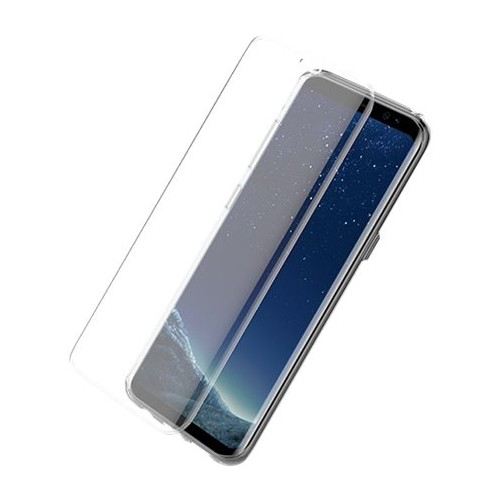 OtterBox - Alpha Glass Series Screen Protector for Samsung Galaxy S8 - Clear