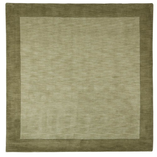 Home Decorators Collection Melrose Sage 7 ft. 9 in. x 7 ft. 9 in. Square Area Rug