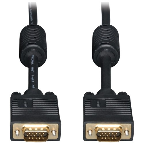 Tripp Lite 35ft SVGA / VGA Monitor Gold Cable